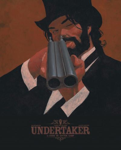Couverture Undertaker - édition bibliophile tome 3