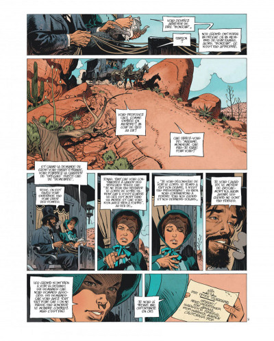 Page 6 Undertaker - édition bibliophile tome 3