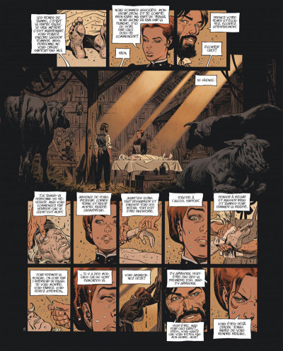 Page 9 Undertaker - édition bibliophile tome 3