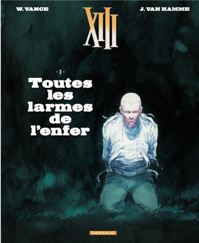 Couverture XIII - édition 2017 tome 3