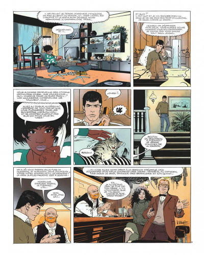 Page 5 XIII - édition 2017 tome 6