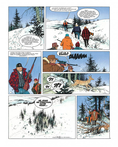 Page 5 XIII - édition 2017 tome 7