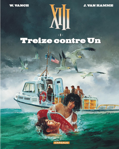 Couverture XIII - édition 2017 tome 8