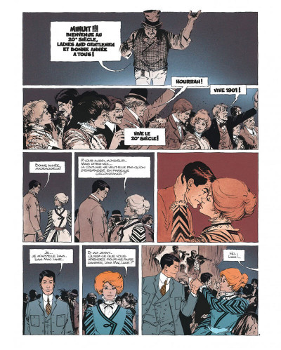 Page 6 XIII - édition 2017 tome 11
