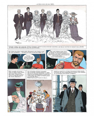 Page 8 XIII - édition 2017 tome 11