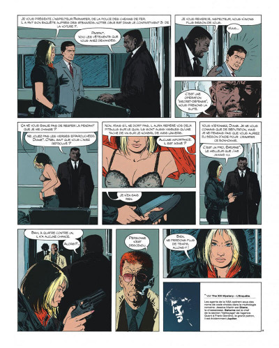 Page 5 XIII - édition 2017 tome 15