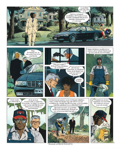 Page 7 XIII - édition 2017 tome 17