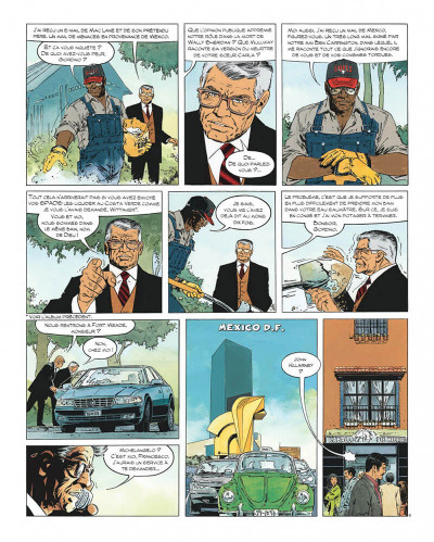 Page 8 XIII - édition 2017 tome 17