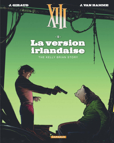 Couverture XIII - édition 2017 tome 18