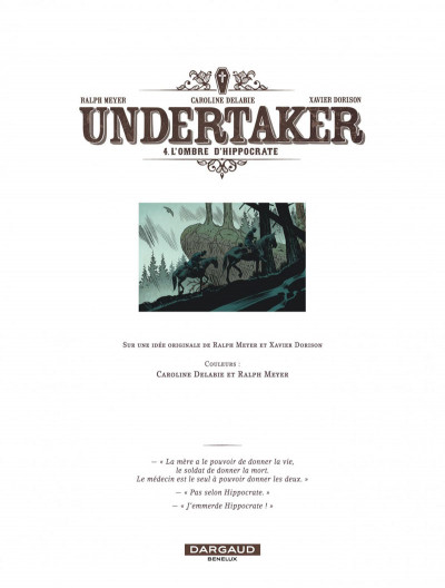 Page 3 Undertaker tome 4