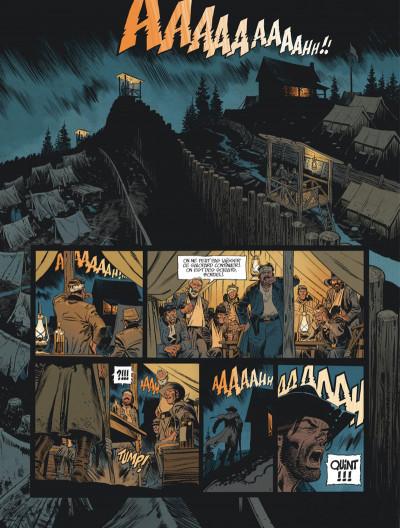 Page 7 Undertaker tome 4 + ex-libris offert