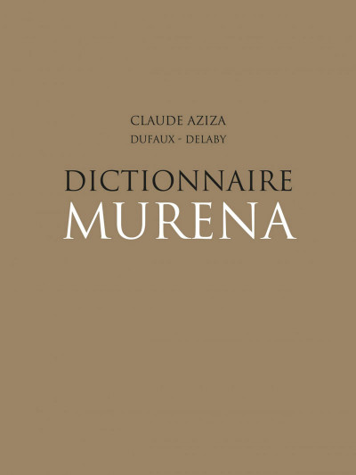 Page 2 Murena - dictionnaire