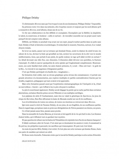 Page 4 Murena - dictionnaire