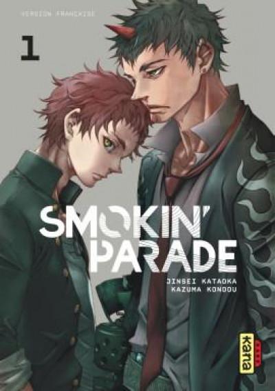Couverture Smokin' parade tome 1