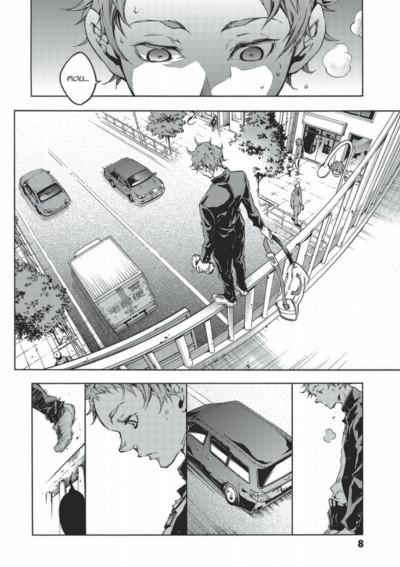 Page 8 Smokin' parade tome 1