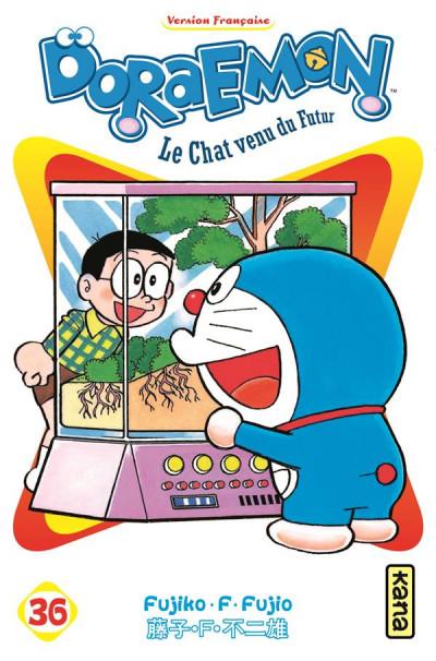 Couverture Doraemon tome 36