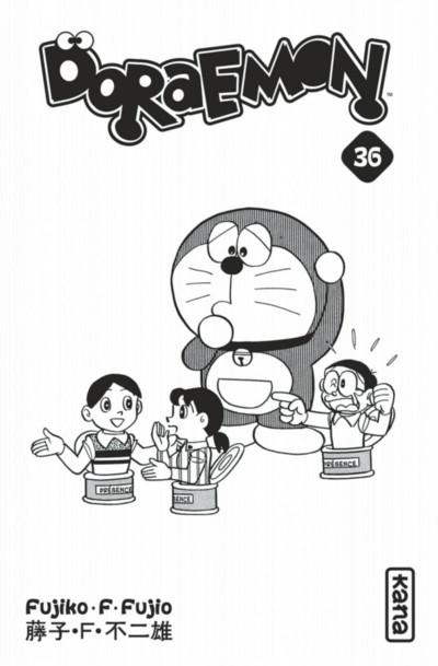 Page 3 Doraemon tome 36