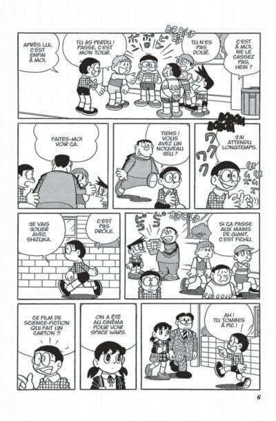 Page 6 Doraemon tome 36