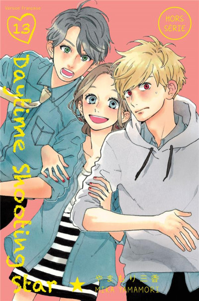 Couverture Daytime shooting star tome 13