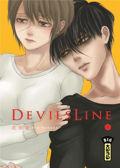 Couverture Devilsline tome 7