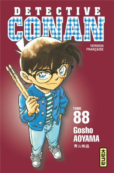 Couverture Détective Conan tome 88