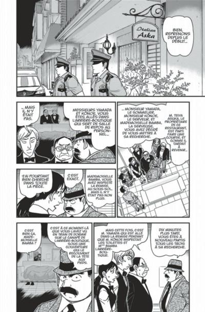 Page 6 Détective Conan tome 88