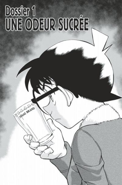 Page 5 Détective Conan tome 90