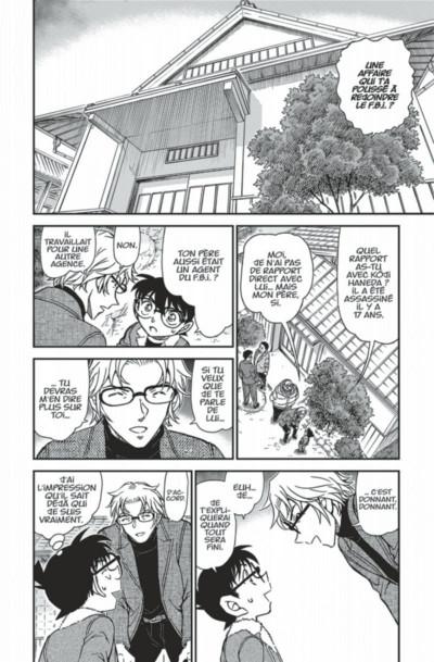Page 6 Détective Conan tome 90