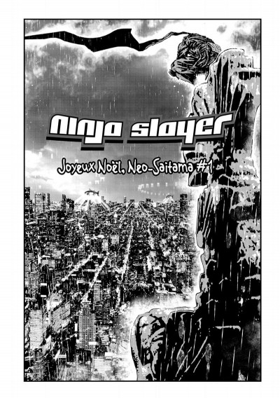 Page 8 Ninja slayer tome 8