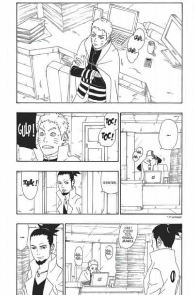 Page 6 Boruto tome 2