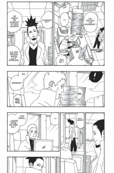 Page 7 Boruto tome 2