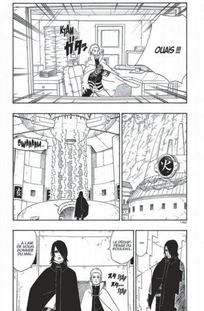 Page 9 Boruto tome 2