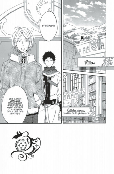 Page 9 Shirayuki aux cheveux rouges tome 16