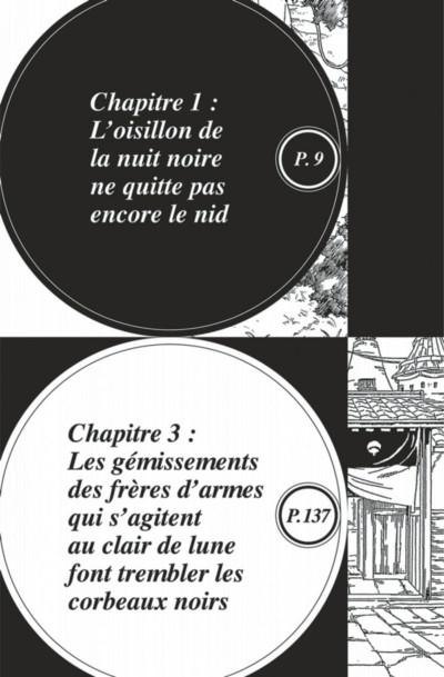 Page 4 Naruto roman - La véritable histoire d'Itachi tome 1