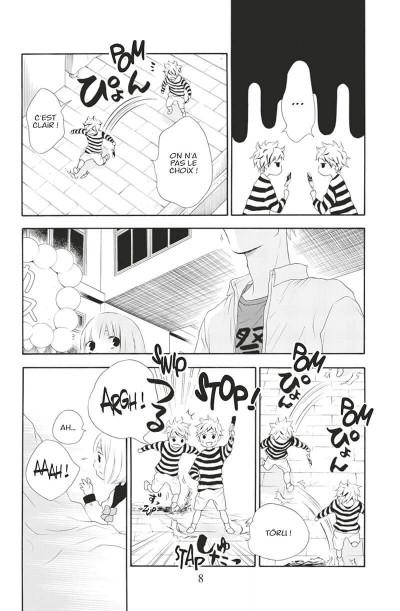 Page 9 Telle que tu es ! tome 8