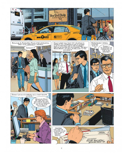 Page 3 XIII tome 25
