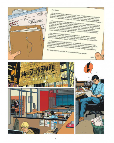 Page 4 XIII tome 25