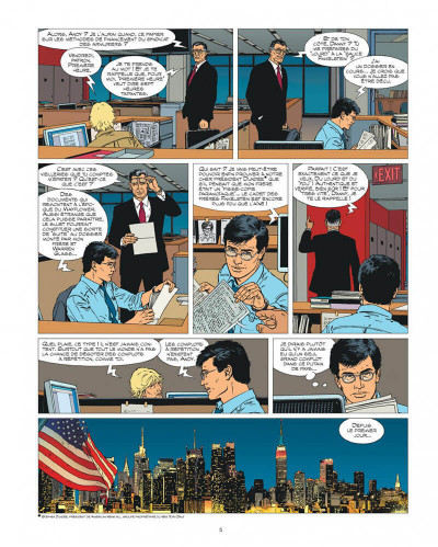 Page 5 XIII tome 25