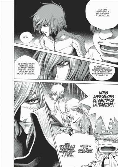 Page 8 Capitaine Albator - Dimension voyage tome 3