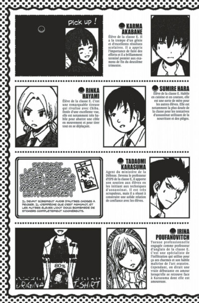 Page 5 Assassination classroom tome 17