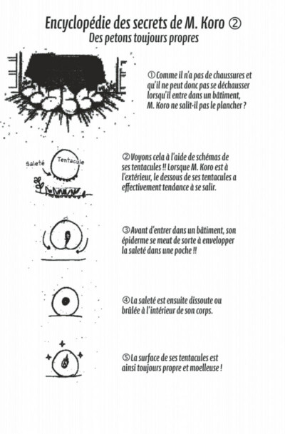 Page 8 Assassination classroom tome 17