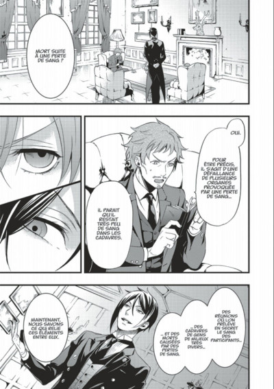 Page 7 Black butler tome 24