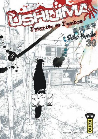 Couverture Ushijima, l'usurier de l'ombre tome 36