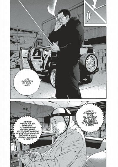 Page 7 Ushijima, l'usurier de l'ombre tome 36