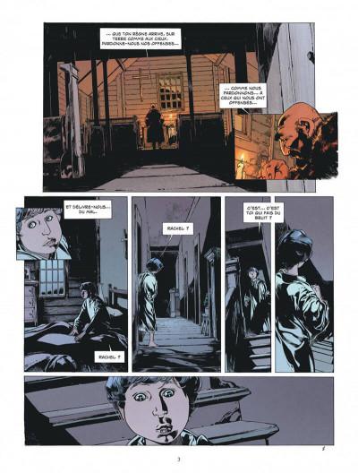 Page 3 L'étoile du désert tome 4