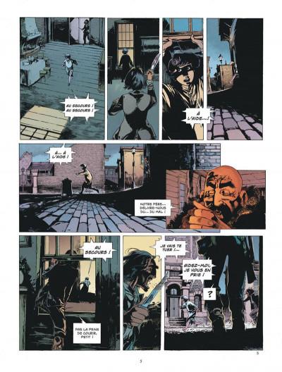 Page 5 L'étoile du désert tome 4