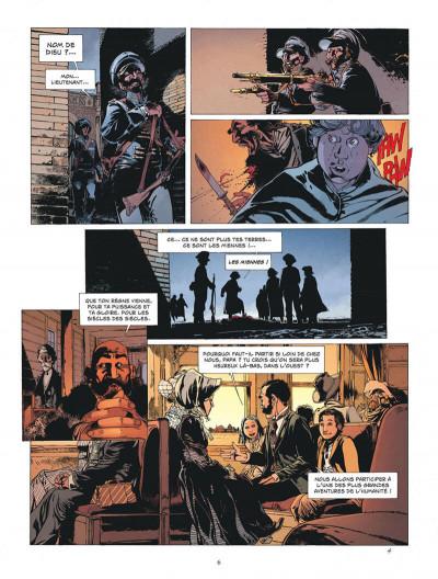 Page 6 L'étoile du désert tome 4