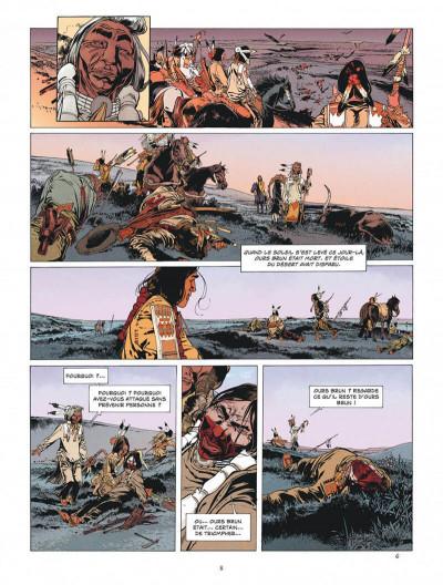 Page 8 L'étoile du désert tome 4