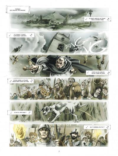 Page 2 Arthus Trivium tome 3