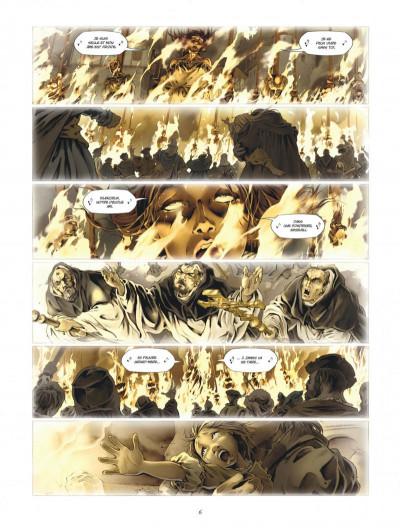 Page 6 Arthus Trivium tome 3